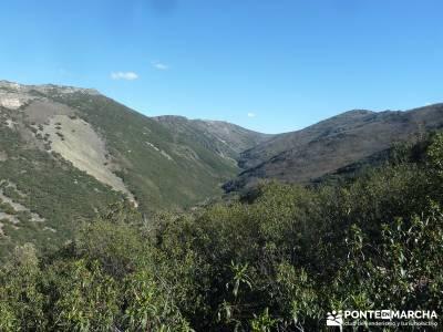 Pico Rocigalgo - Cascada del Chorro [Parque Nacional de Cabañeros] senderismo avila sitios a visit